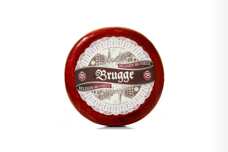 Brugge belegen